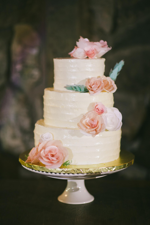 Sandy & Mike – Wedding Cake